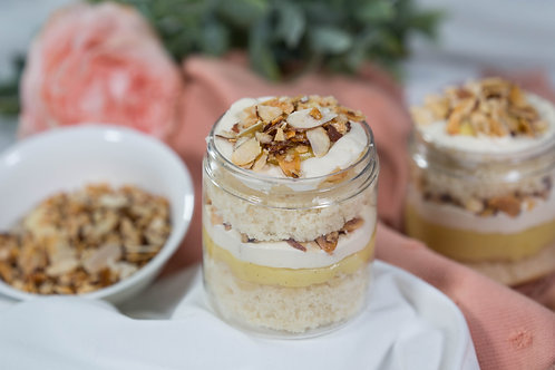 Almond Torte Cake Jar Bundle