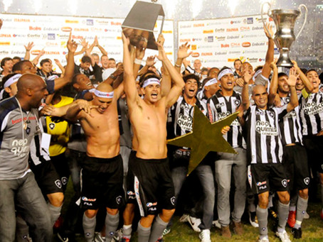 BOTAFOGO F.R.: CAMPEÃO DE TUDO O QUE IMPORTA 2010