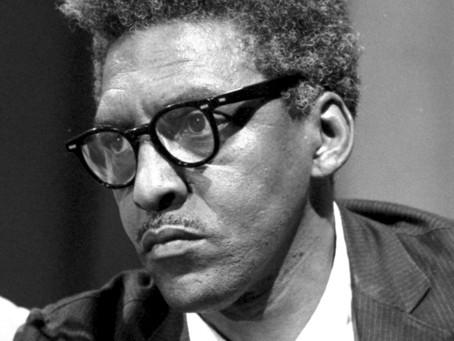 BAYARD RUSTIN (1912-1987)