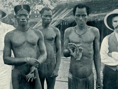 RACISMO LÁ E CÁ: O GENOCÍDIO DOS CONGOLESES