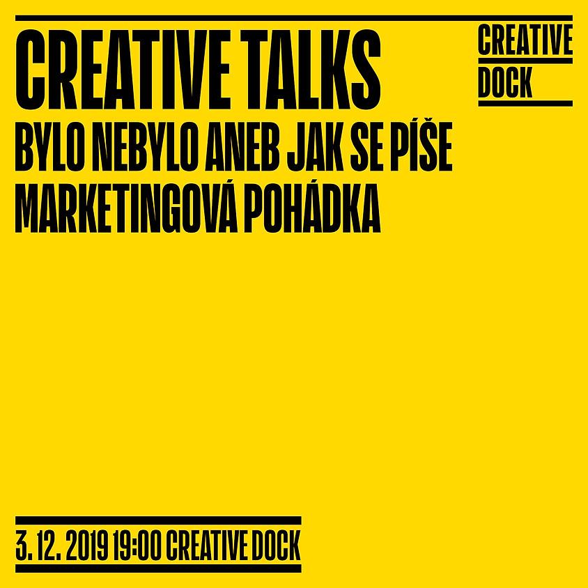 Creative Talks: Jak se píše marketingová pohádka