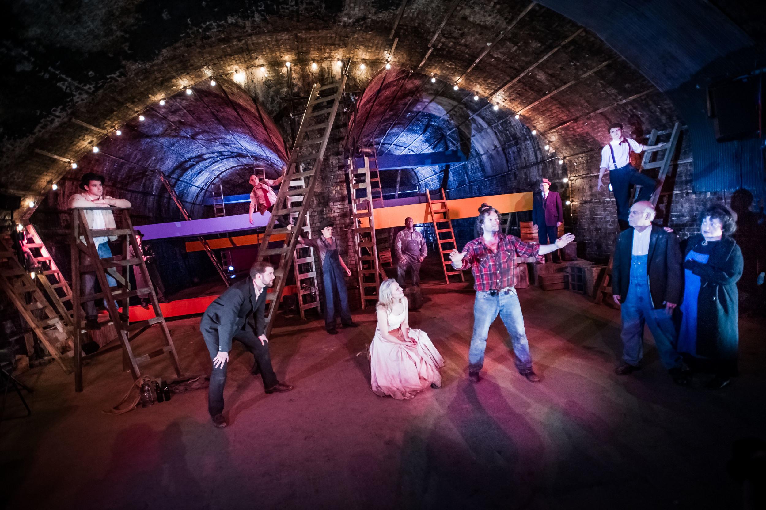 FLOYD COLLINS - Southwark Playhouse