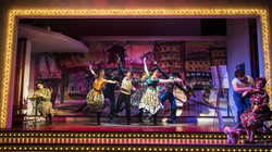 MERRILY WE ROLL ALONG - West End