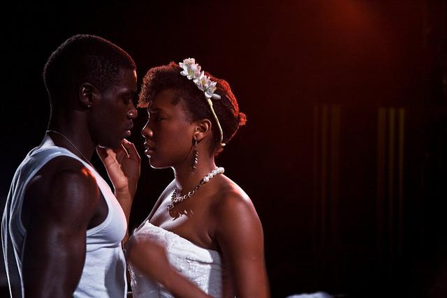 BLOOD WEDDING - Southwark Playhouse
