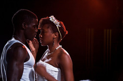 BLOOD WEDDING - Southwark Playhouse
