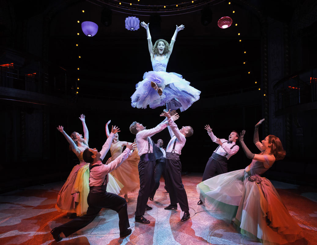 HIGH SOCIETY - The Old Vic