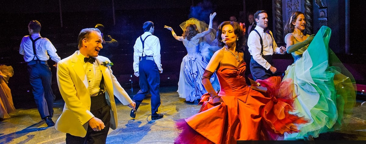 HIGH SOCIETY - The Old Vic Theatre
