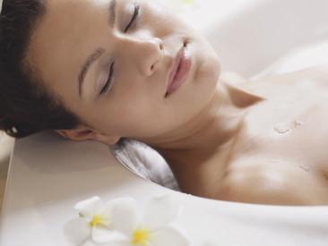 DIY INFUSED BATH SALTS - Relax ~ Detox ~ Unwind