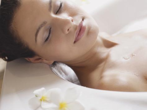 Home Made Detoxing Bath Soak