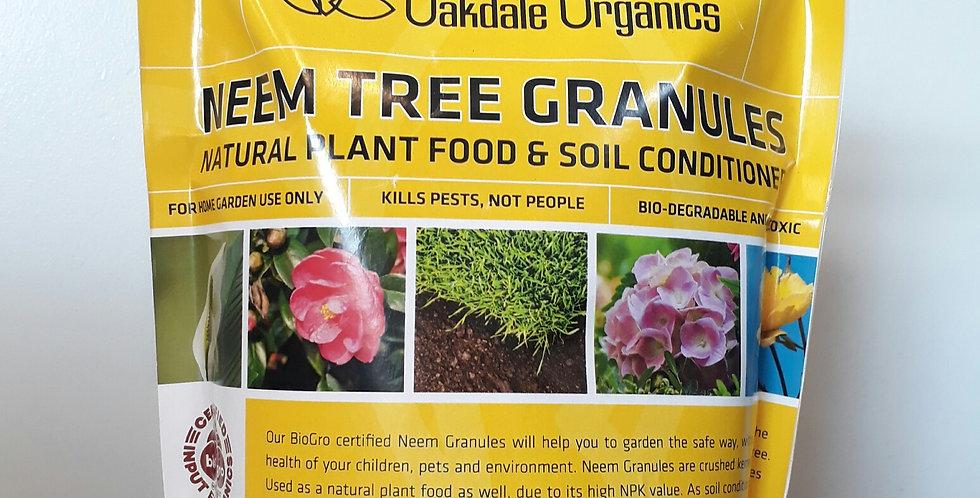 Organic Neem Tree Granules - Oakdale Organics
