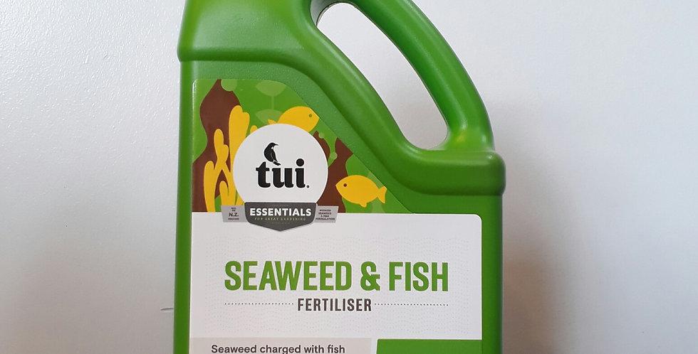 Tui Seaweed & Fish Fertliser