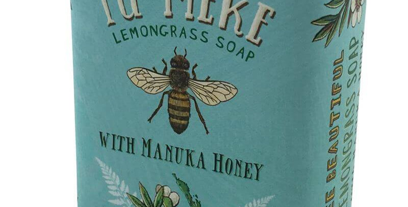 Soap Wolfkamp & Stone - Bee Beautiful