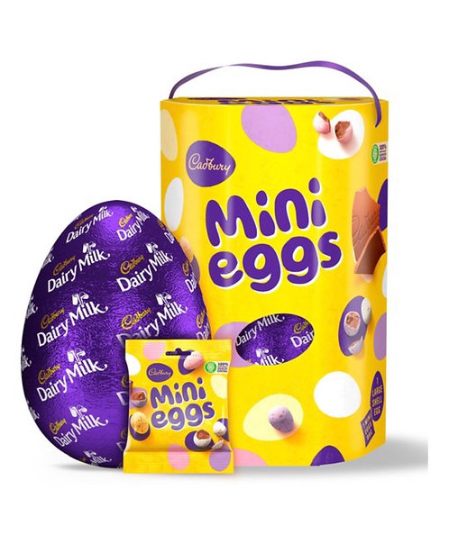 Cadbury Mini Egg Easter Egg 231G