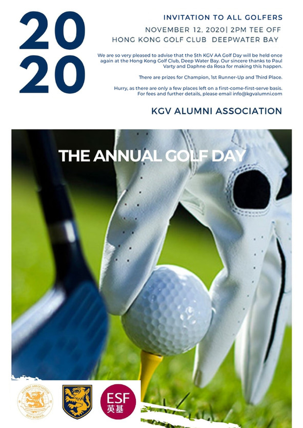 KGVAA 5th Annual Golf Day