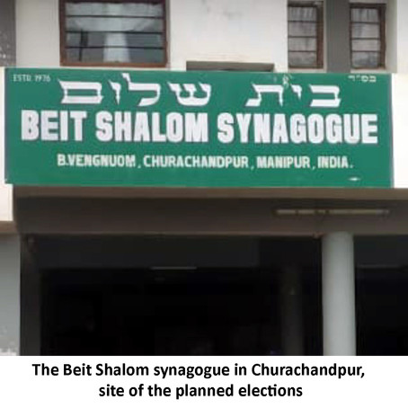 B'nei Menashe Council Elections To Be Held In Manipur