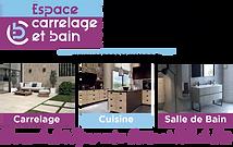 Carte de visite espace carrelage et bain