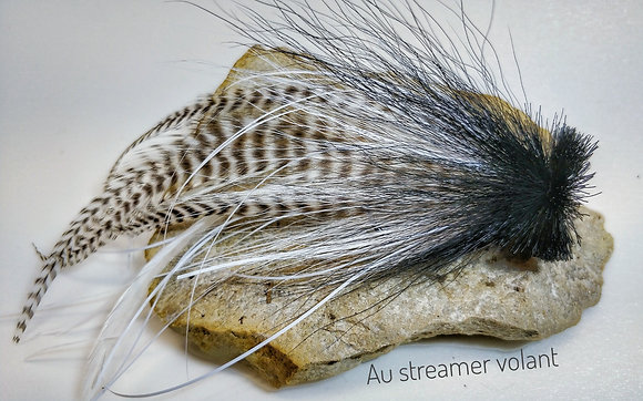 Streamer Buford Black & White.