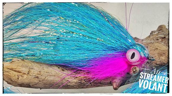 Streamer Bird Bleu
