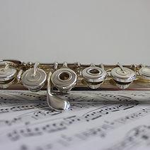 Flétna Hudba Poznámky