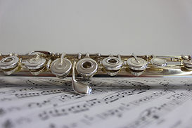 Flauta Notas da música