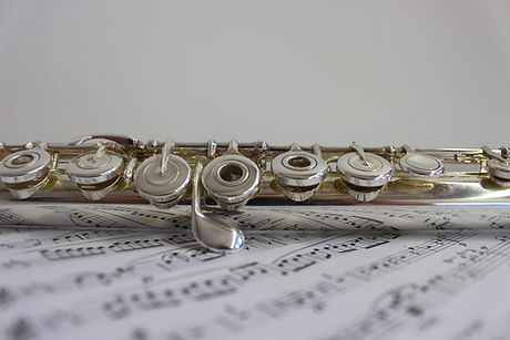 Flute Music Notes