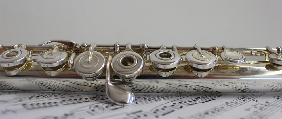 Flauto Music Notes