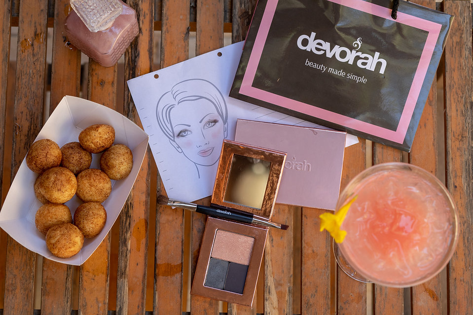 Devorah Cosmetics Make Up Party in a Box