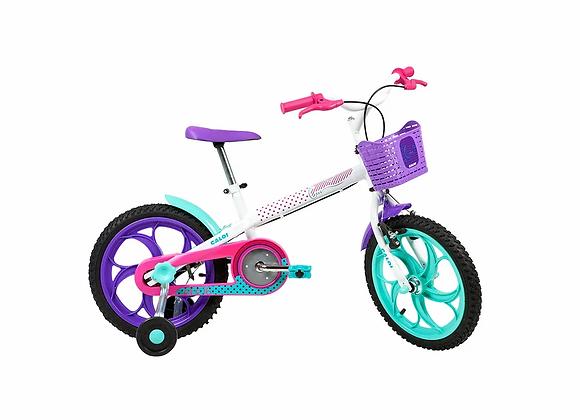 Bicicleta Caloi Minnie aro 16