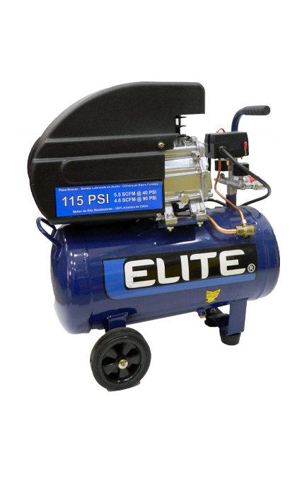 Compresor Elite de Pistón Una Salida de 1.5, 2.0 Y 2.5 HP