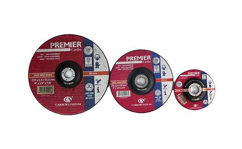 Disco Pulir Metal Premier Carbo Carborundum 4.5 7 Y 9