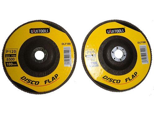 "Disco Flat Grano 120 de 7"""