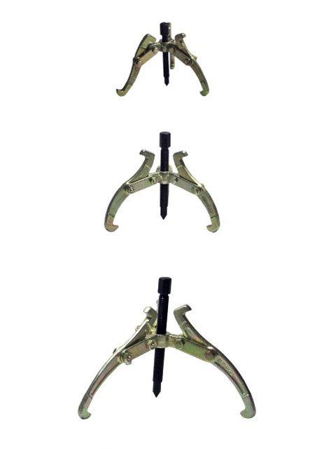 """Extractor de Poleas 3 piezas de 3"""", 4"""" y 6"""""""
