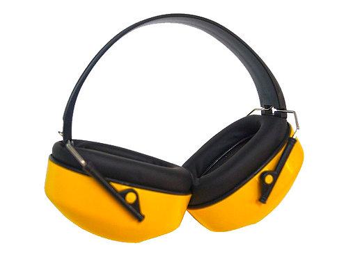 Protector Auditivo Fino Amarillo