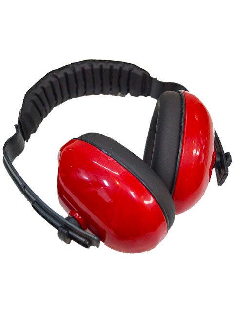 Protector Auditivo Rojo