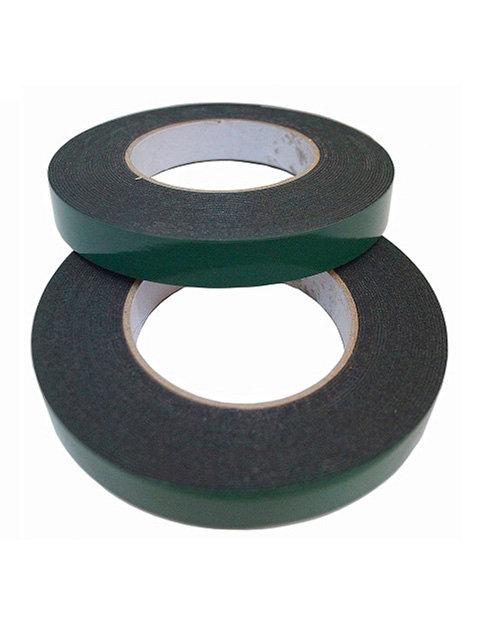 Cinta Doble Faz Verde 19mm x 10mts