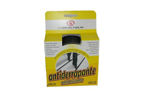 Cinta Antiderrapante de 2 Pulg. x 5 Mts Carborumdum