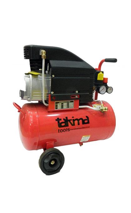Compresor Takima de 2.0 HP de Pistón una Salida