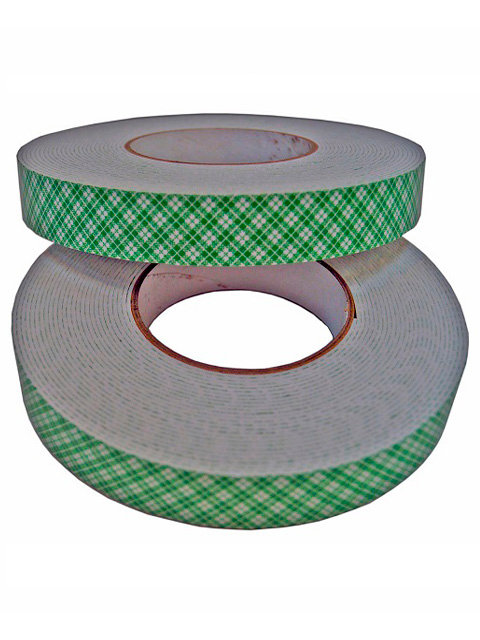 Cinta Doble Faz Tradicional 25mm x 10mts