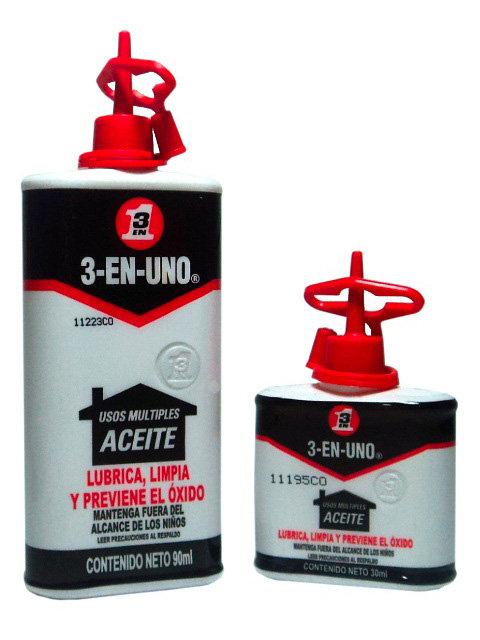Aceite 3 en 1 de 30ml