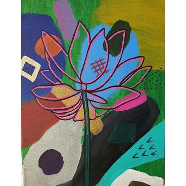 "Nicole Stuart ""No Mud, No Lotus"""