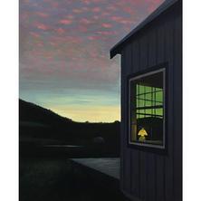 "Robert Buckwalter ""Corner Windows"""