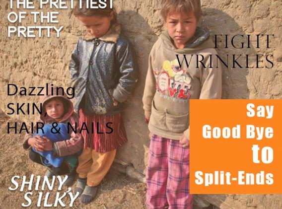 Magazines & Poverty / 2020 / Digital photography