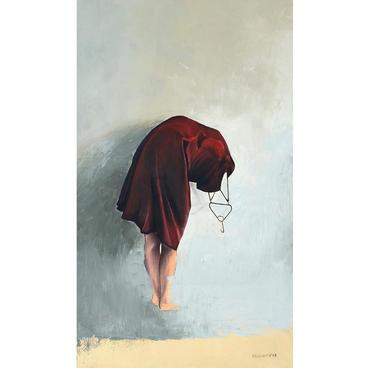 "Argenita Fetahu ""Painting Pressure"""