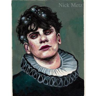 """Nick Metz """"Lust"""""""