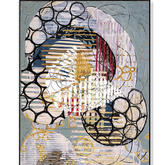 """Kari Souders """"Woven Grid N 5"""""""