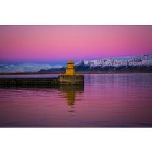 "Nathanael Cox ""Iceland Lighthouse"""