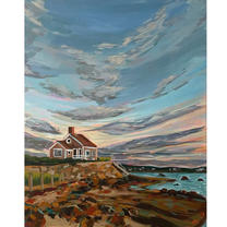 """Laura Dissly """"Cape House"""""""