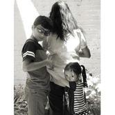 """Ellen Jacob """"Immigrants: Debora and her children"""""""