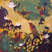 "Louise Villa ""My Garden in India"""