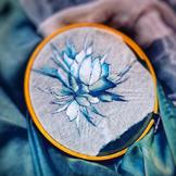 Aodan - Embroidery (Untitled 15)
